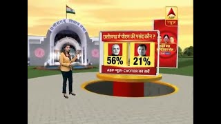 ABP Opinion Poll: Like MP, Narendra Modi continues to remain top choice for PM in Chhattis - ABPNEWSTV
