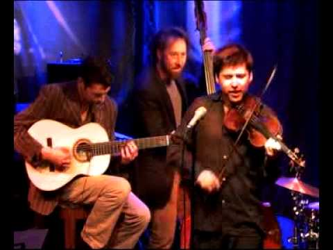 Samuel Strouk with Mathias Levy quintet; Live @ Duc des Lombards Paris.