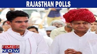 Congress releases its first list of candidates in Rajasthan - TIMESNOWONLINE