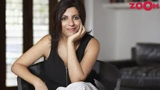 Zoya Akhtar highlights the problem with the portrayal of sexuality in films - ZOOMDEKHO