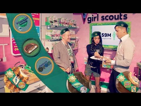 Bake Girl Scout Cookies At Home w/ Wicked Cool Toys