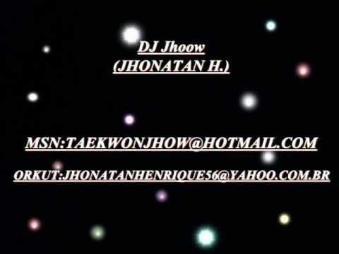 DJ JHOOW-garota tantao remix