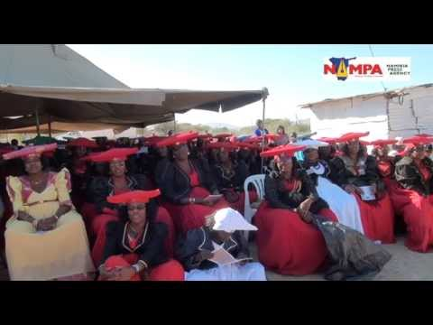 NAMPA: Otjimbingwe Historic Herero meeting  17 June 2103