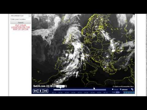 20.9.2014 weather LOFAR radar anomalies HAARP Fake Storms