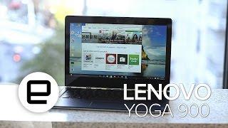 Lenovo Yoga 900 Quick Review - ENGADGET