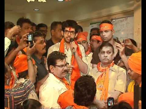 Aditya Thackeray Saheb Road Show , lalbaug parel