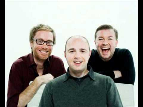Ricky Gervais XFM - Series 2 Episode 43