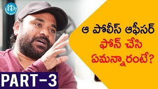 Bluff Master Movie director Gopi Ganesh Interview - Part #3 || Frankly With TNR - IDREAMMOVIES