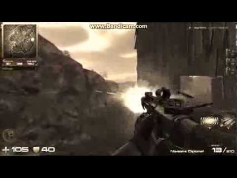 contract wars - noveske diplomat LambOfGod frag movie HD