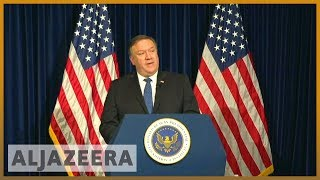 🇺🇸 🇮🇷 Trump, Rouhani trade angry threats amid rising tensions | Al Jazeera English - ALJAZEERAENGLISH