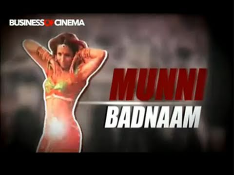 Making of Munni Badnaam Hui item song from Salman Khan's Dabangg