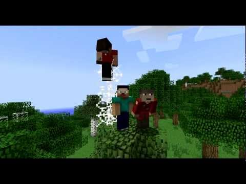 Minecraft Trolling: Redstone/Traps (Part 2) (ItsJerryAndHarry)