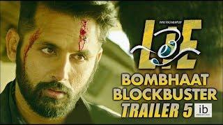LIE - Bombhaat Blockbuster trailer 5 | Nithin | Megha Akash - idlebrain.com - IDLEBRAINLIVE