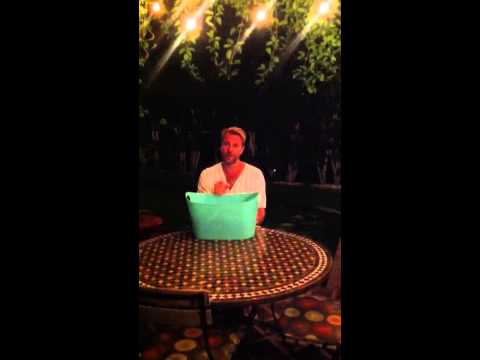 Brad Jamison - ALS Ice Bucket Challenge