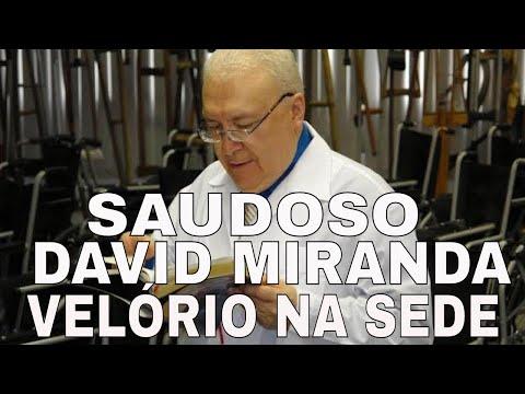 VELÓRIO DO MISSIONARIO DAVID MIRANDA. TREMENDO.