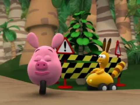 Przystanek dżungla - Krzak przykurczu. Oglądaj w Disney Junior!