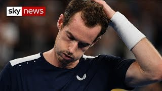 "Sir Andy Murray considers surgery: ""I want to keep playing tennis"" - SKYNEWS"
