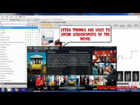 How To Setup The Ultimate Media Center Experience Part 3 (video 2 of 2) Ember Media Manager
