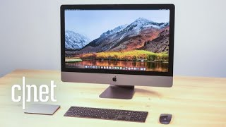 Apple iMac Pro first look - CNETTV