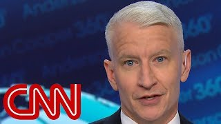 Cooper calls out Trump's border security claim - CNN