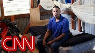 In Puerto Rico, three months and (still) no roof - CNN