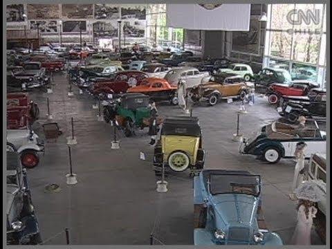 Conozca las alternativas que entrega el Museo de autos antiguos en Chile