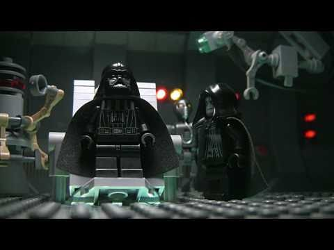 The Fastest and Funniest LEGO Star Wars story ever told The Prequel 
