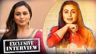 Rani Mukerji's Exclusive Interview On Why Hichki Is An IMPORTANT Film - HUNGAMA