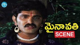 Mynavathi Movie Scenes - Amar Singh Works For Polisetti    Anil, Gundu Hanumantha Rao - IDREAMMOVIES