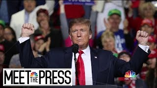 Republicans Divide Over Support For Trump's National Emergency Declaration | Meet The Press - NBCNEWS