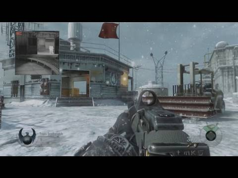 Call of Duty: Black Ops - multijugador