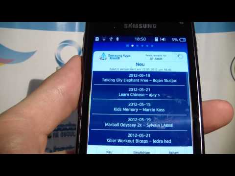 App Review - SamsungAppsReader fr bada