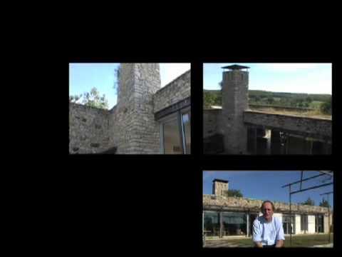 Maison sur le causse à Gramat (Lot) - Architectes : Gouwy, Grima, Rames