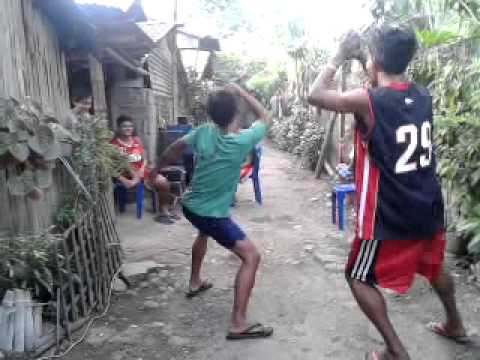 Bodotz dance  Tata and Insik on Christmas day