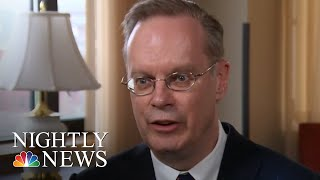 Syracuse University Suspends Fraternity After 'Extremely Racist' Video Surfaces | NBC Nightly News - NBCNEWS