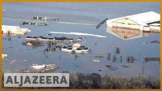 🇺🇸 US extreme weather: More warnings after 'bomb cyclone' l Al Jazeera English - ALJAZEERAENGLISH