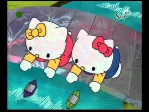 Hello Kitty - odcinek 07 A bajki - Papierowe Zabawy PL