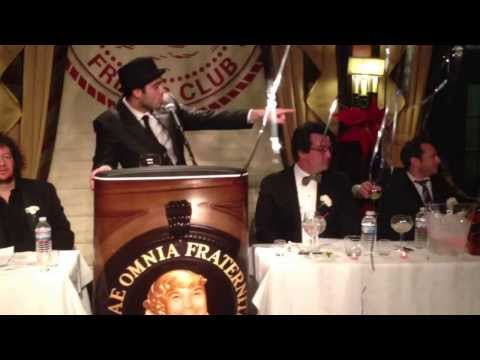 Amadeo Fusca - Friars Club Private Roast