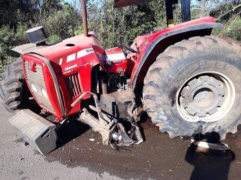 Acidentes Envolvendo Máquinas Agrícolas