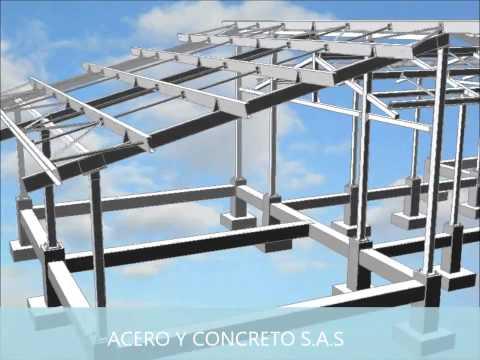 Galvateja creacero vidoemo emotional video unity - Estructuras de madera para techos ...