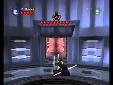 Zagrajmy z Poziem Lego Star Wars The Video Game 6 XX