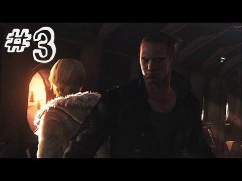 Resident Evil 6 Gameplay Walkthrough Part 3 - GUN COURTYARD - Jake / Sherry Campaign Chapter 1 (RE6)