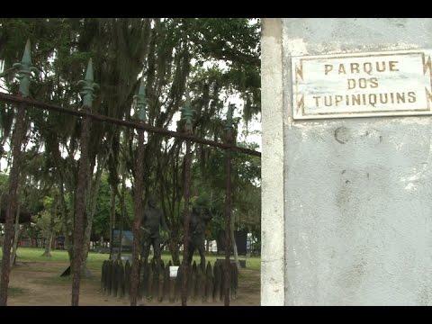 TV Costa Norte - Parque dos Tupiniquins ganhará novo sistema de iluminação