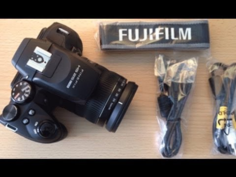 Fujifilm Finepix HS25 EXR - Unboxing & Review (Ausführlich) | DSLR Alternative (Deutsch)
