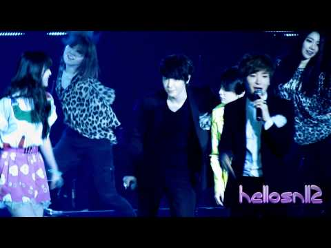 120310 Super Junior - Oops! ft. f(x)@SS4 in Macau