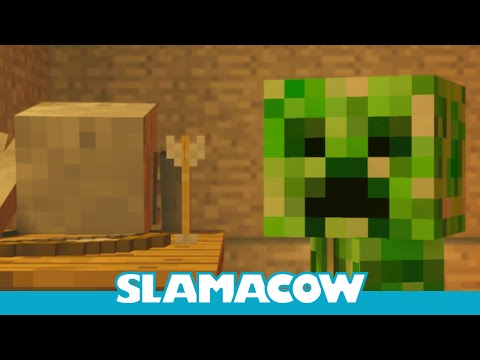 Creeper Anger Issues Minecraft Animation