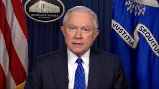 Jeff Sessions speaks out on DOJ investigation into Charlottesville attack - ABCNEWS