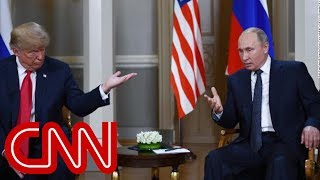 Watch Trump and Putin speak ahead of one-on-one meeting - CNN