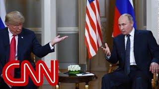 Watch Trump and Putin speak ahead of one-on-one meeting - CNN