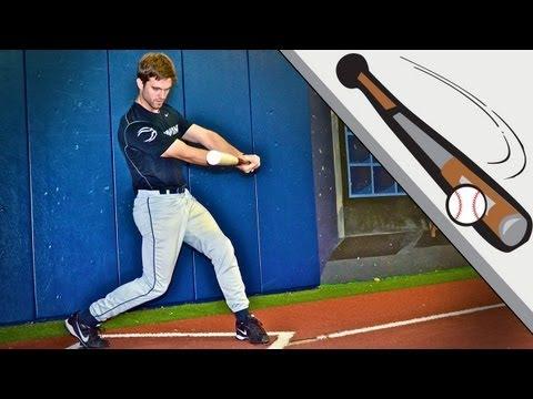 Baseball Hitting Secrets  - The No Stride Drill